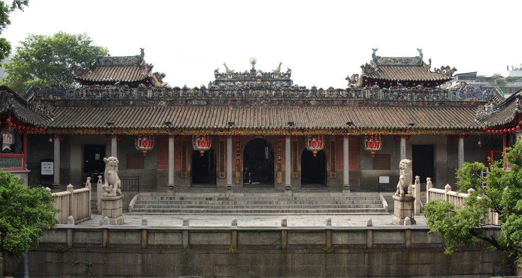 佛山祖庙三门